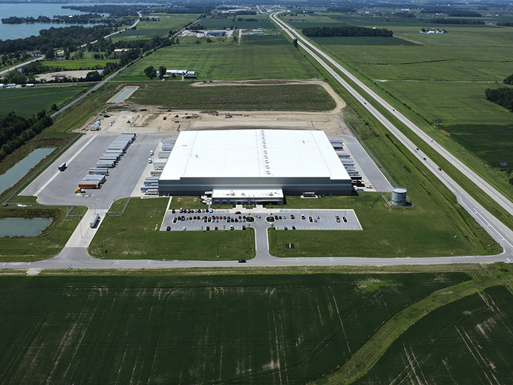 WP Ferguson Distribution Center Celina 2